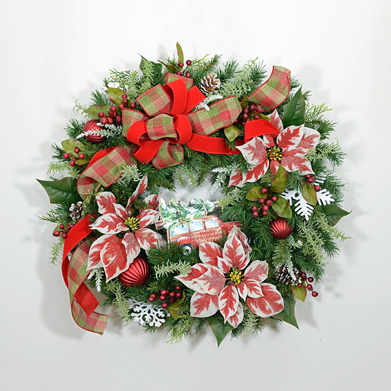 Magic of Christmas Wreath