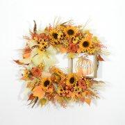 Glory of Autumn Fall Wreath